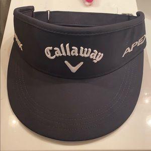 Callaway black visor